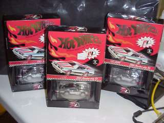 HW Red Line Club 2004 Membership Kit Plymouth Barracuda