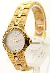 Pulsar PTA368 Womens Stainless Steel Crystal New Watch 037738134134