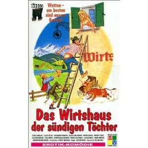 Gina Jansen, Claus Richt, Dagobert Walter, Walter Boss  VHS