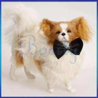 Pet Dog Cat Cute Adjustable Bow Tie Necktie Collar for Suit Formal