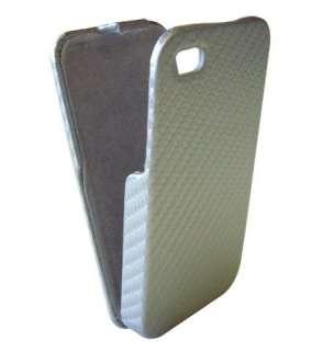 iPhone 4 4G Tasche Carbon Case Etui Hülle Carbon Look