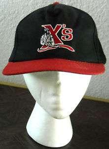 SIOUX CITY EXPLORERS baseball hat vtg old logo cap
