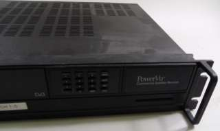 Scientific Atlanta DV3 PowerVu Commercial Sat Receiver