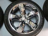 2012 Dodge Challenger Factory 20 Wheels Tires OEM Rims Charger Magnum