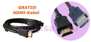 HDMI Sat Anlage Micro M45 Astra+Hotbird d80 cm wh35