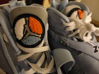 Nike Air Jordan Retro 8 VIII Mens Size 10.5 Women 12 Rare aqua concord