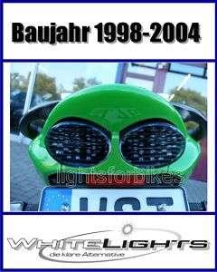 LED Rücklicht schwarz Kawasaki ZX 9R/ZX9R/ZX 9 R Ninja