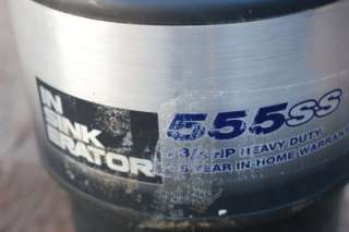 insinkerator pro 333 ss manual