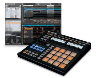 Native Instruments MASCHINE Groove Production Studio Controller