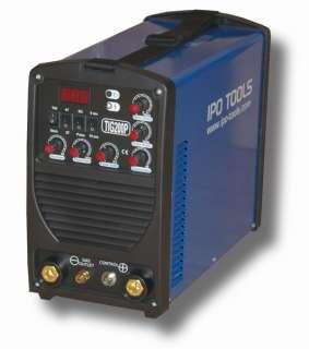 WIG Inverter TIG 200P Puls HF Schweißgerät + MMA FREE