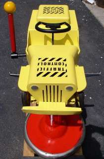 Childs Barber Chair Structo Doodle Bug pedal car