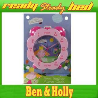 Ben And Holly Time Teacher Alarm Clock Kids Bedrooms
