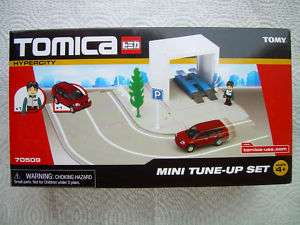 TOMY TOMICA Hypercity 70509 MINI TUNE UP SET NIB