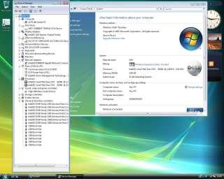 DELL OPTIPLEX 755 Core 2 DUO E4500 2.2Ghz 2Gb DVD RW Windows Vista