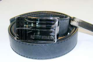 cintura antony morato art m00168 cintura antony morato cintura in vera