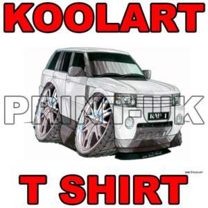 ADULTS OR KIDS T SHIRT RANGE ROVER BLING STYLE # 2339