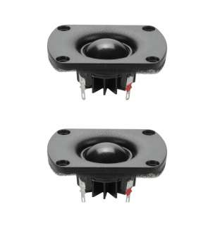 Vifa BC25SC15 04 1 Textile Dome Tweeter Pair 4 Ohm 844632086359
