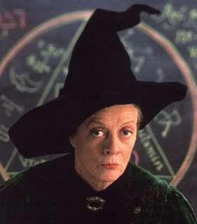 Harry Potter Professor McGonagall Deluxe Wizard Hat