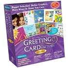 GREETING CARD FACTORY DELUXE 5 MAKE XMAS CARDS   NEW