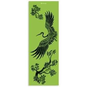 : Customized Yoga Mat   Crane Bird Gaiam Yoga Mat: Sports & Outdoors