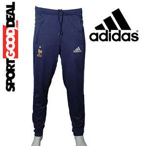 PANTALON SURVETEMENT FOOT ADIDAS FFF EQUIPE FRANCE XXL
