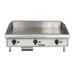 Toastmaster TMGT36 Griddle, counter top, natural gas, 36