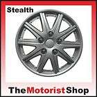 13 Stealth Car Wheel Trim Covers, Wheel Cover Set, Hub
