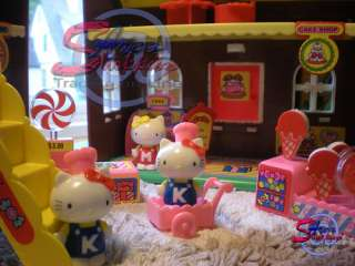 CASETTA HELLO KITTY CANDY HOUSE DIMA CASA PER BAMBINE