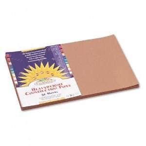 SunWorks® SunWorks Construction Paper, Heavyweight, 12 x
