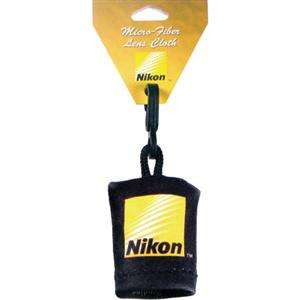 Nikon Micro Fiber Lens Cleaning Cloth Picture 1 regular
