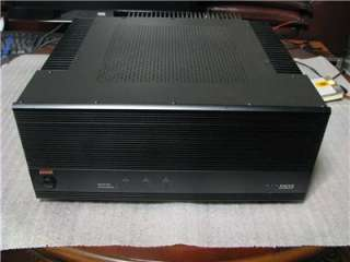 Adcom GFA 5503 350 WPC x 3 channel power amplifier