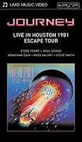 Journey   Live in Houston 1981: Escape Tour (1981)   DVD in Movies