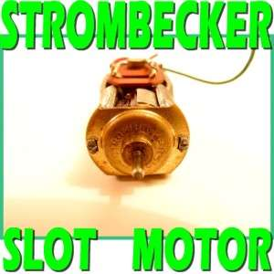STROMBECKER VINTAGE SLOT CAR MOTOR