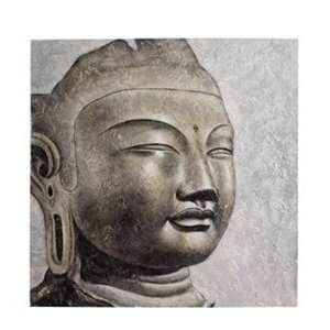 Zuo Buddha Painting: Patio, Lawn & Garden