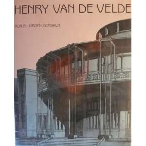 Henry Van De Velde (9780847808588) Rizzoli Books