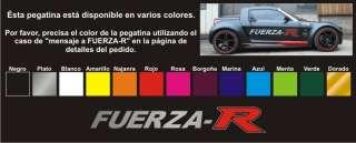 Descubre todos nuestros diseños en la tienda  Fuerza  R
