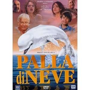 Palla Di Neve Monica Bellucci, Paolo Villaggio, Leo