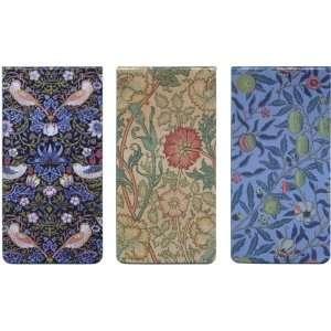 William Morris Magnetic Bookmarks