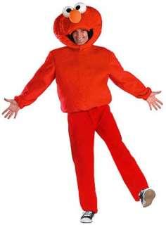 Costumes TV / Movie Costumes Sesame Street Costumes Adult Elmo Costume