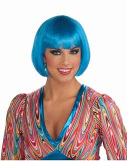 Sassy Turquoise Wig Adult  Wigs Women Hats, Wigs & Masks for