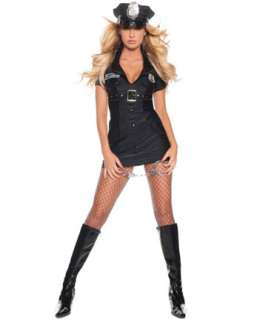 Womens Sexy Private Lessons Police Costume  Sexy Police/Firefighter