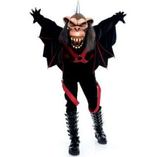 Halloween Costumes The Wicked of Oz Flying Monkey Adult Costume