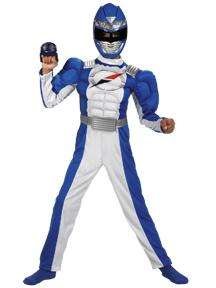 Blue Power Ranger Costume   Groups & Themes