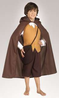 Childs hobbit costume. Look just like Bilbo Baggins, or Frodo from