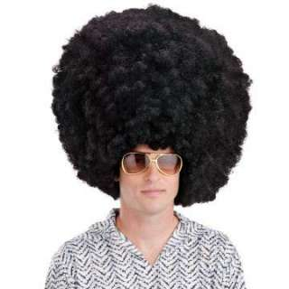 The Biggest Afro Ever Wig (Black)   The Biggest Afro Ever Wig is a