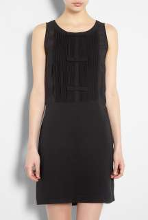 Paul & Joe Sister  Black Bow Front Dress by Paul & Joe Sister