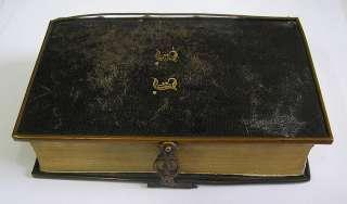 ROMAN MISSAL FRENCH 1860 PRAYER BOOK PAROISSIEN ROMAIN