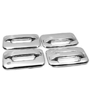Side Door Handle Cover Bowl Cup Trim Set Kit For 2004 2011 Ford F150