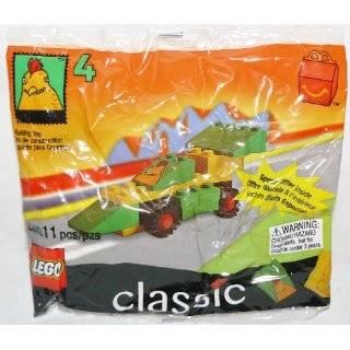 : McDonalds LEGO CLASSIC #3 Pink Airplane: Birdie, 1999: Toys & Games