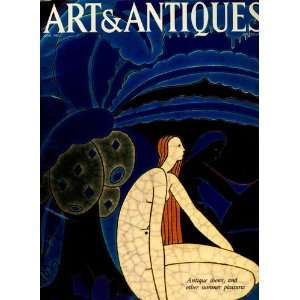 ART AND ANTIQUES MAGAZINE SEPTEMBER 1990 Books